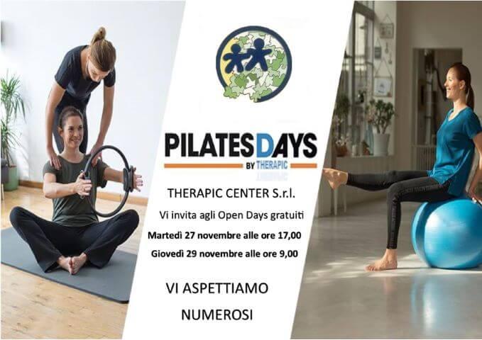 Open Day Pilates riabilitazione napoli