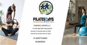 pilates days. therapic riabilitazione campania