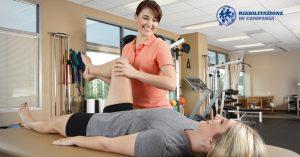 quando affidarsi al fisioterapista riabilitazione campania