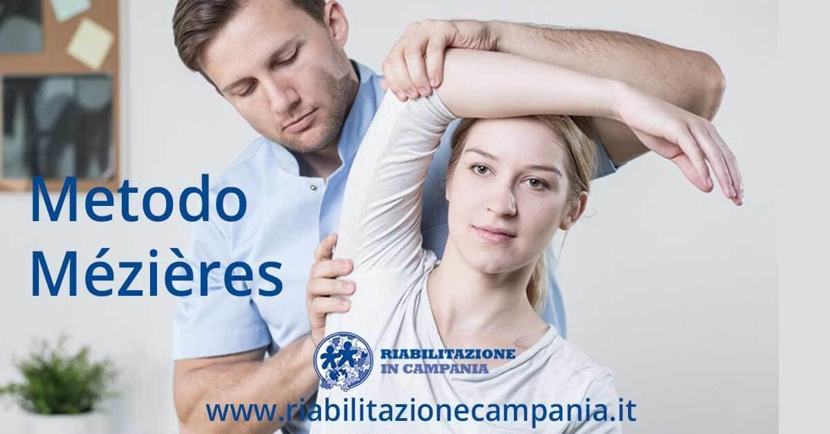 metodo mezieres riabilitazione campania fisioterapia napoli