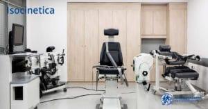 isocinetica riabilitazione campania