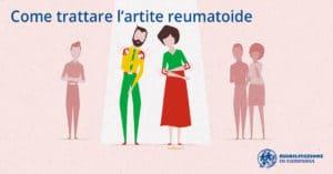 come trattare l artrite reumatoide