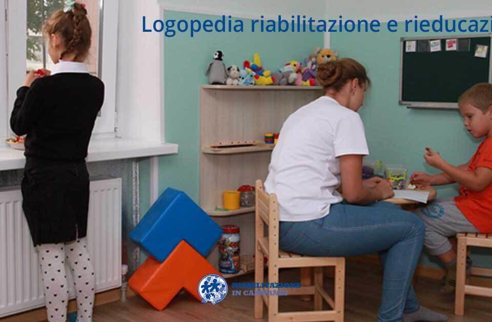 Logopedia, riabilitazione e rieducazione logopedia centro manzoni riabilitazione campania napoli