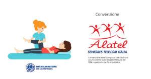 Immagine rappresentante la nuova convenzione attivata dai centri di ribilitazione campania con alatel per la fisioterapia a napoli e pompei