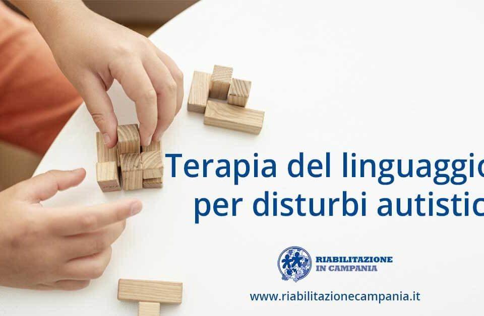l'immagine presenta l'articolo sulla terapia del linguaggio per i disturbi autistici - riabilitazione campania