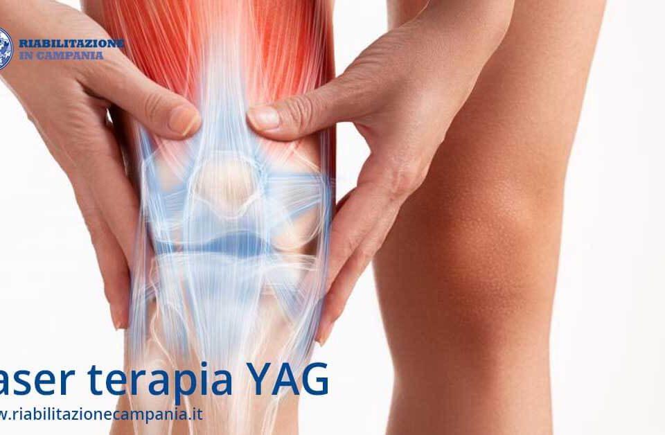 YAG Laser Terapia fisioterapia napoli riabilitazione campania