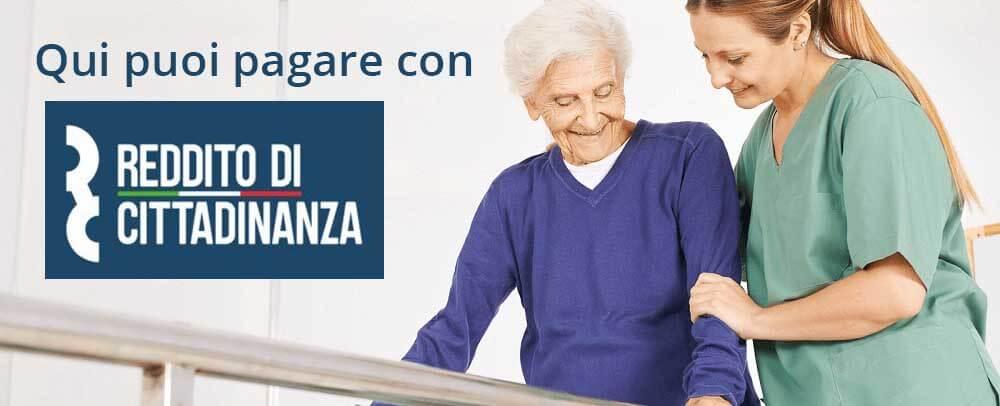 Nei nostri centri puoi pagare con il reddito di cittadinanzafisioterapia e riabilitazione a napoli pagamento con reddito di cittadinanza
