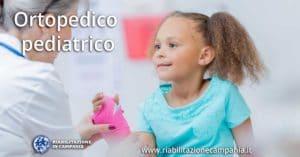 l'immagine rappresenta il servizio di ortopedico pediatrico presente nei centri di fisioterapia e riabilitazione a napoli e pompei