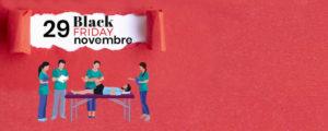 visite gratuite black friday centri di fisioterapia napoli