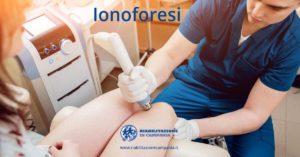 La Ionoferesi - trattamento fisioterapico strumentale napoli