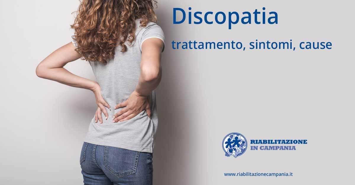 discopatia degenerativa fisioterapia e riabilitazione napoli