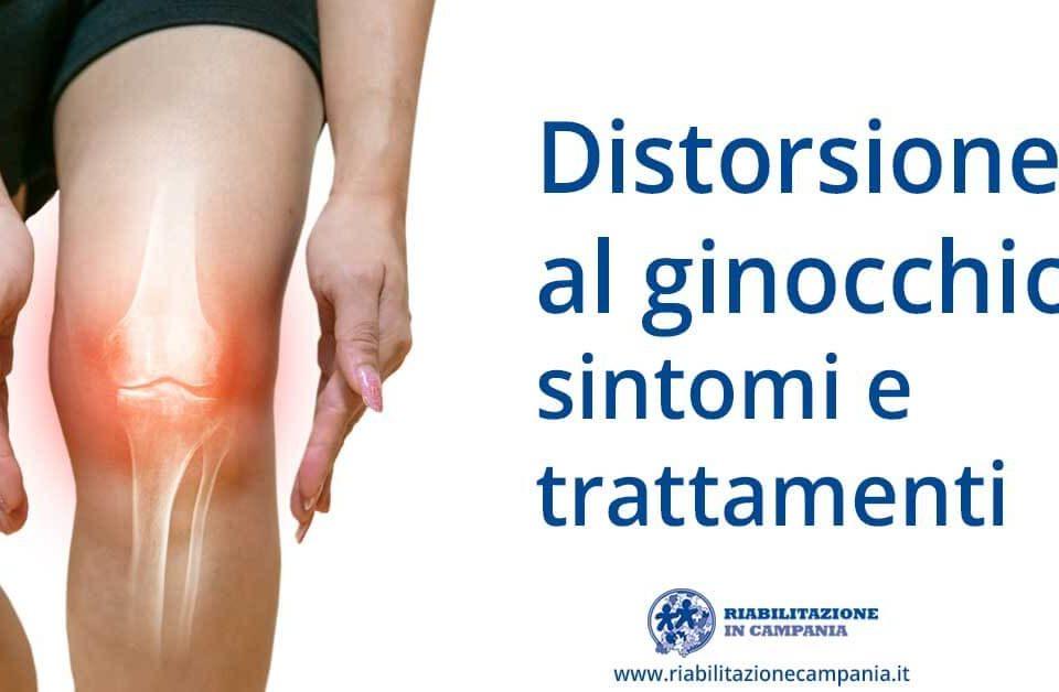 distorsione ginocchio fisioterapia e riabilitazione napoli