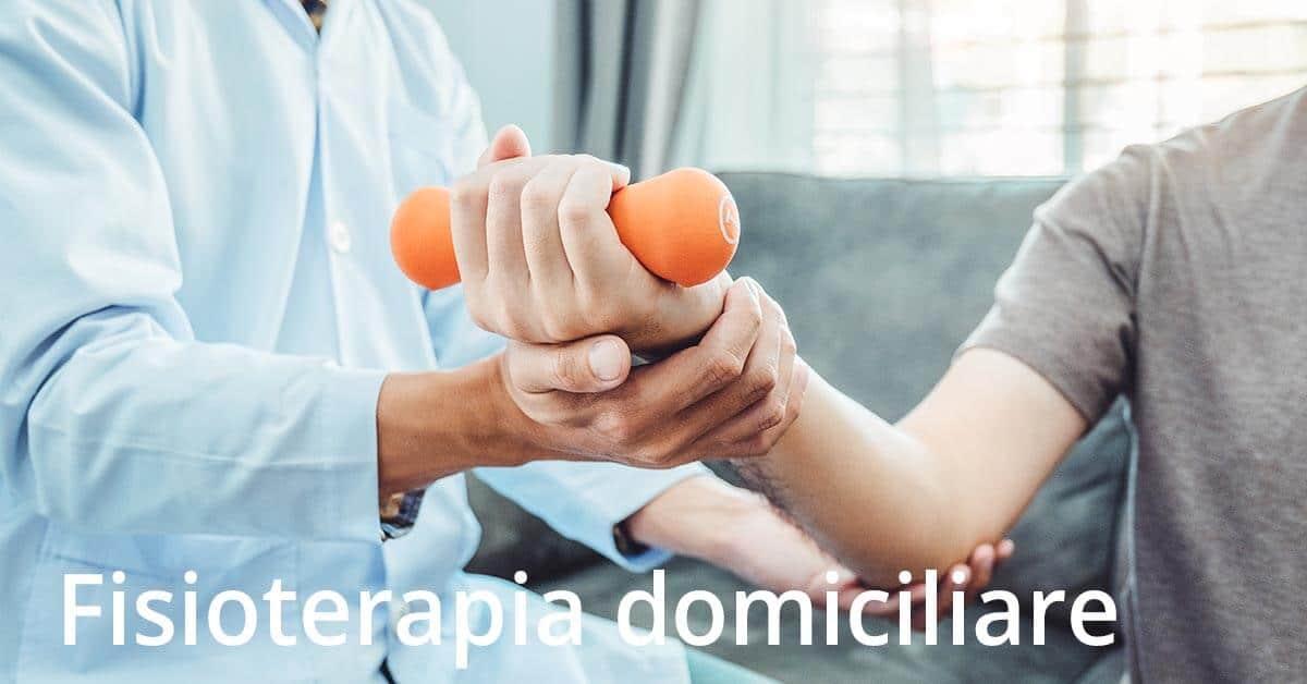 prenotazione servizi di fisioterapia domiciliare