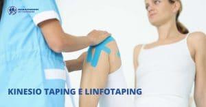 Kinesio taping e linfotaping