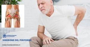 Sindrome del piriforme riabilitazione in campania napoli